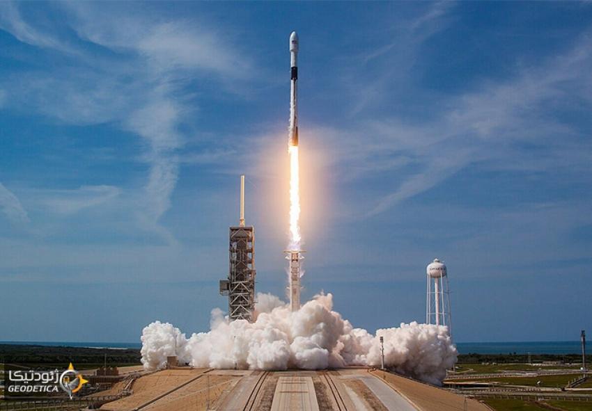 اسپیس ایکس ماهواره نسل سوم GPS را به فضا فرستاد