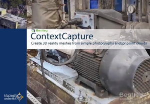 دانلود نرم افزار Bentley ContextCapture Center 14 v4.4.14.60